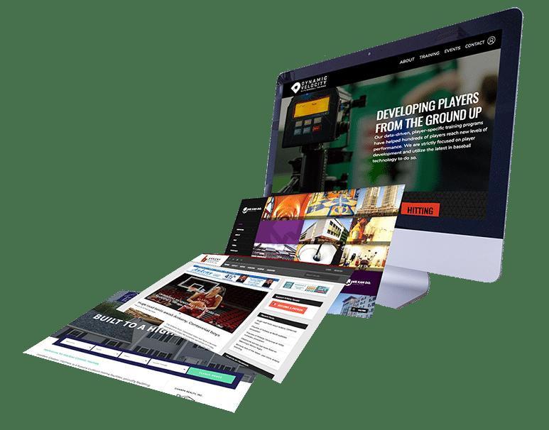 Computer With Websites