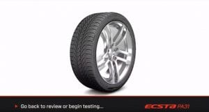 Kumho Tire training series